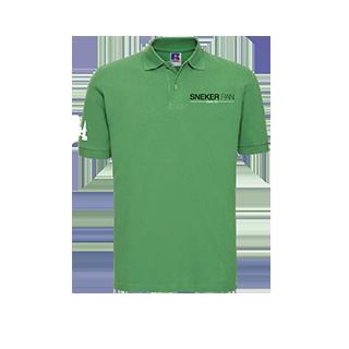 De-Sneker-Pan-polo-heren–front-groen